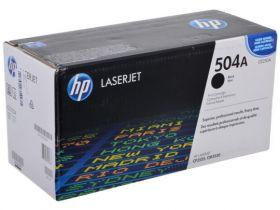 Картридж оригинальный HP   CE250A  (№504A)