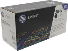 Картридж оригинальный HP   CЕ250Х  (№504Х)