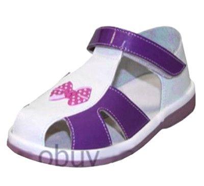 Туфли-сандалии детские для девочки