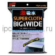 04207 Ткань влаговпит Soft99 Super Water Absorbent