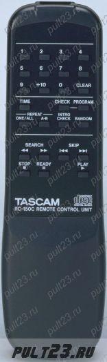 TASCAM RC-150C, CD-150, CD-160