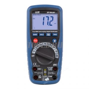 CEM DT-9918T - мультиметр цифровой