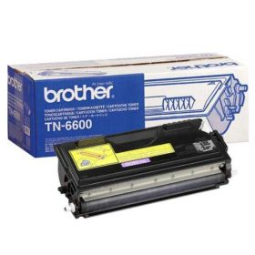 Brother TN-6600 Картридж Оригинальный , Black (6000 коп)