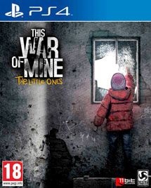 Игра This War of Mine: The Little Ones (PS4)