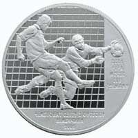 Чемпионат мира по футболу (2006) Монета 2 грн