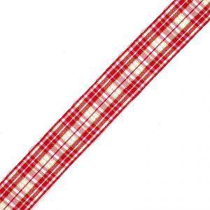 `Лента шотландка, ширина 30 мм, Арт. 374101136