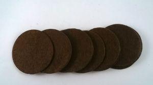 `Фетровый пяточек, диаметр 30 мм, 10 шт, Арт. 361171436-30