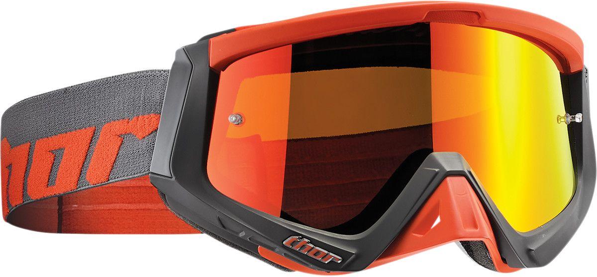 Thor - 2016 Sniper Warship очки, угольно-оранжевые