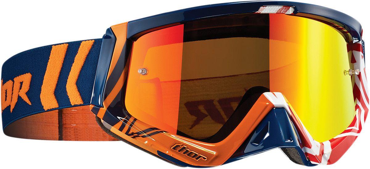 Thor - 2016 Sniper Geo очки, сине-оранжевые