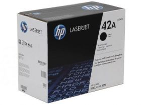 HP Q5942A Картридж оригинальный Black (10 000 стр.)