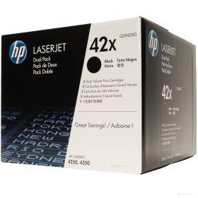 HP Q5942XD Картридж Оригинальный Black (2 x 10000 стр.)
