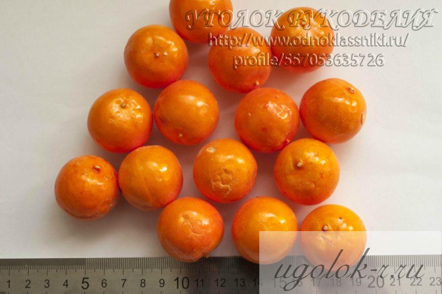 мандаринка 3,5 см