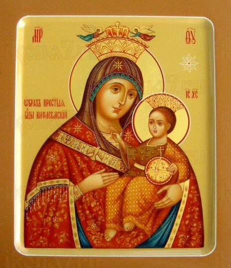 Вифлеемская икона БМ (рукописная на заказ)
