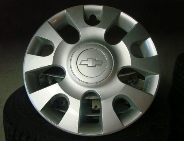Колпак колеса R13 CHEVROLET Spark 96642057 General Motors