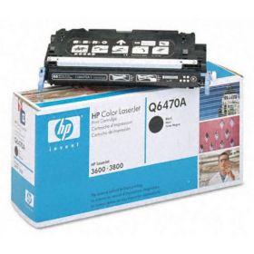 HP Q6470A Картридж оригинальный Black (6000стр.)