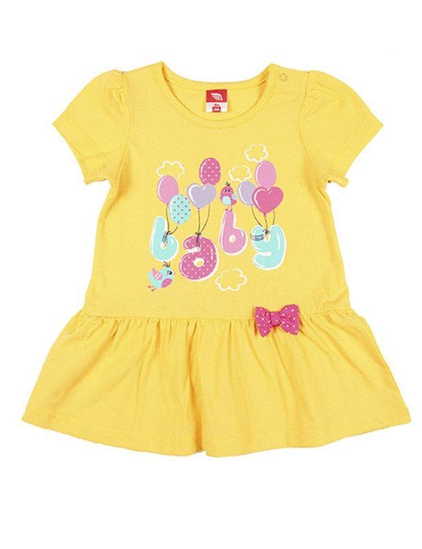 Летнее платье для девочки Черубино