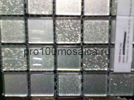 Silver Day. Мозаика для бассейнов и  внутр. помещ. серия CRISTAL, размер, мм: 295*295
