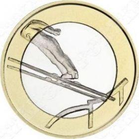 Прыжки с трамплина 5 евро Финляндия 2016
