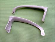 Ручка двери холодильника Аристон-Индезит-Стинол, верхняя, самая ходовая, 857152