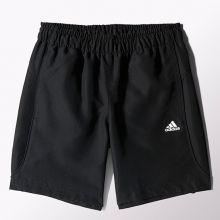 Детские шорты adidas Young Boys Essentials Chelsea чёрные