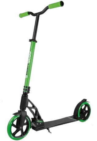 Fun4U Smartscoo Green 200 мм самокат