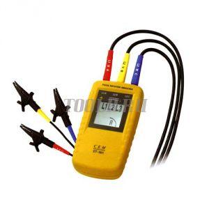 CEM DT-901 - индикатор чередования фаз