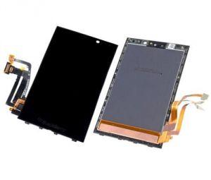 LCD (Дисплей) BlackBerry Z10 STL100-2 (в сборе с тачскрином) (black) Оригинал