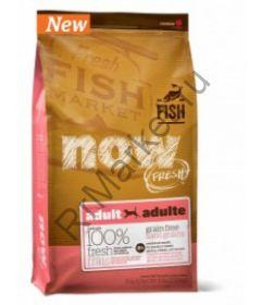 NOW Natural holistic Беззерновой для взрослых собак с форелью и лососем для чувствительного