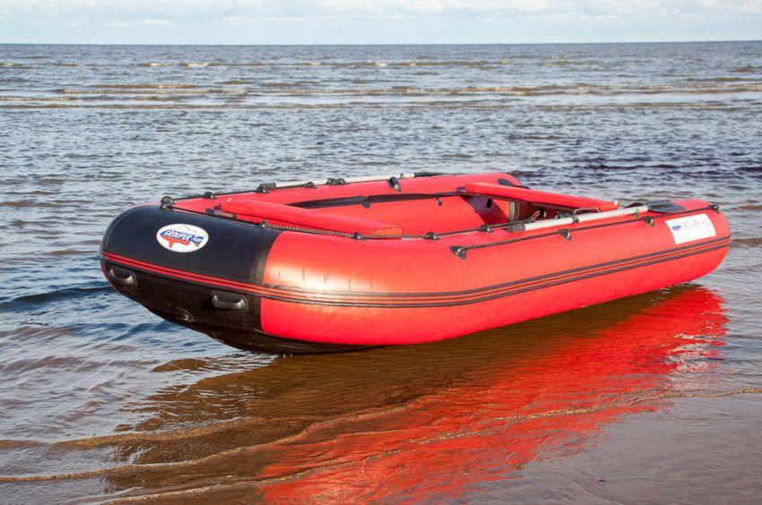 Лодка «Групер» 450