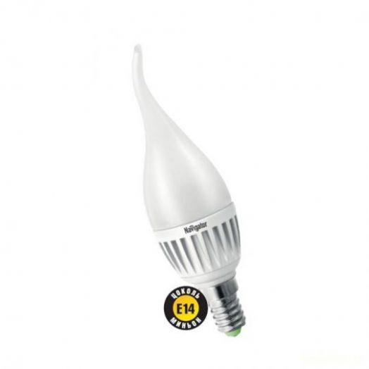 Лампа Navigator 94 495 NLL-FC37-7-230-2.7K-E14-FR