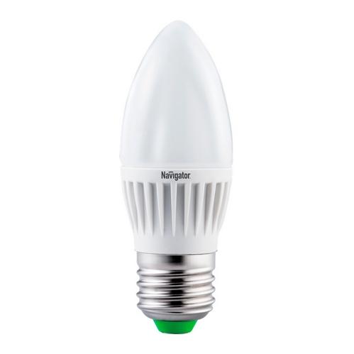 Лампа Navigator 94 493 NLL-С37-7-230-2.7K-E27-FR уп.10