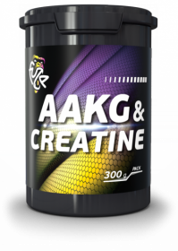 4uze «L-Arginine + Creatine» (300 гр.)