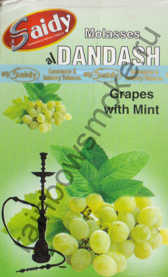Dandash Saidy 50 гр - Grapes with Mint (Виноград с Мятой)