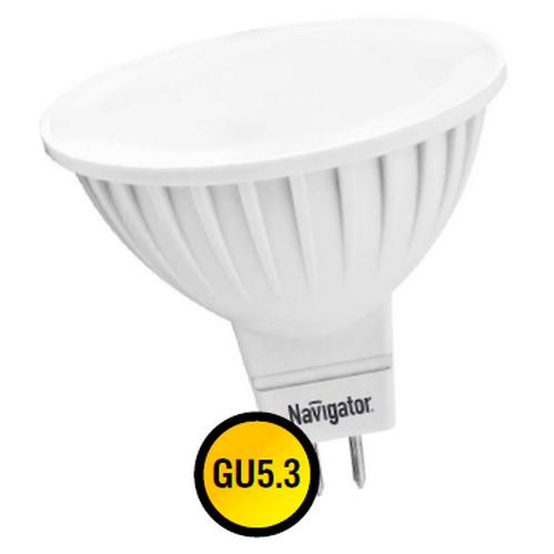 Лампа Navigator 94 255 NLL-MR16-3-230-3K-GU5.3