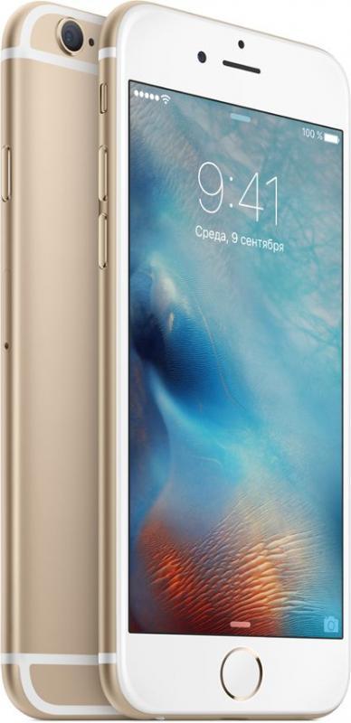 Apple iPhone 6S 128 ГБ Золотой RFB