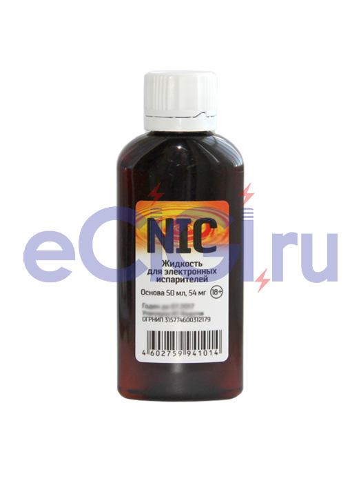 Никотиновая основа (USP 54 мг)