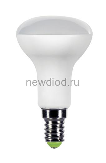 Лампа светодиодная LED-R50-standard 3Вт 160-260В Е14 4000К 270Лм ASD