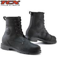 Мотоботы TCX X-Blend Waterproof, Черные