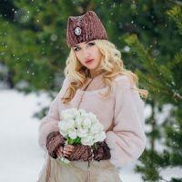 Купить шубу в Москве для невесты