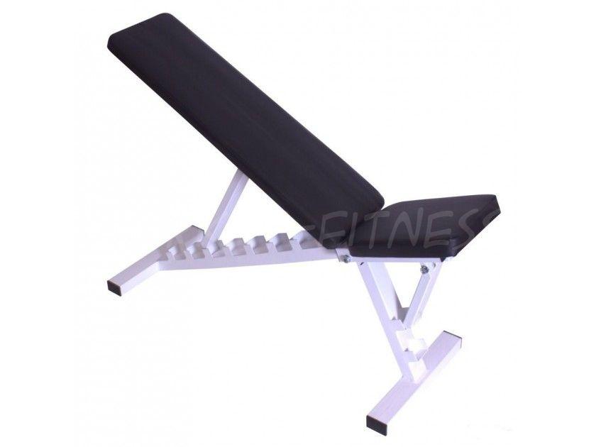 Скамья для упражнений с гантелями и штангой AstaSport