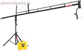Операторский кран+штативная стойка+панорамная голова 4,2 м