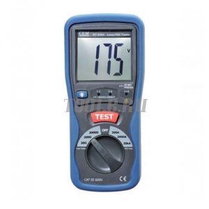 CEM DT-5301 - тестер-измеритель сопротивления петли фаза-нуль