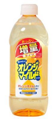 """""""Sankyo Yushi"""" """"Orange Mild"""" Концентрированное средство для мытья посуды, овощей и фруктов с ароматом апельсина"""