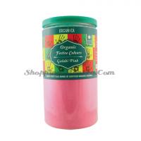 Натуральная краска Холи розовый Органикa (Organica Gulabi Pink Herbal Holi Color)