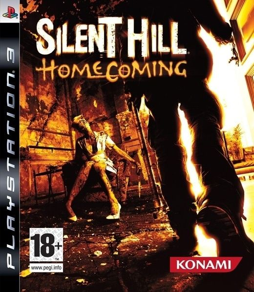 Игра Silent Hill Homecoming (PS3)