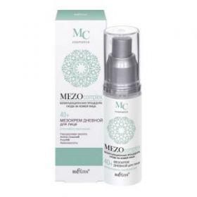 БЕЛИТА MEZOcomplex Мезокрем дневной для лица 40+ Интенсивное омоложение, 50 мл