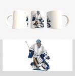 Кружка с хоккейной символикой (Арт. К-121)