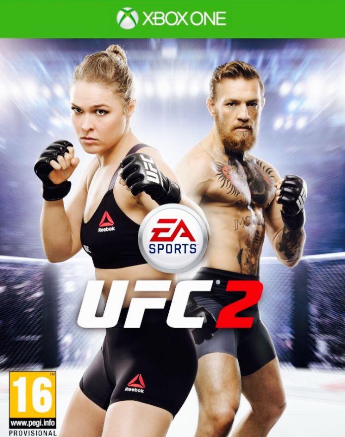 Игра UFC 2 (Xbox One)