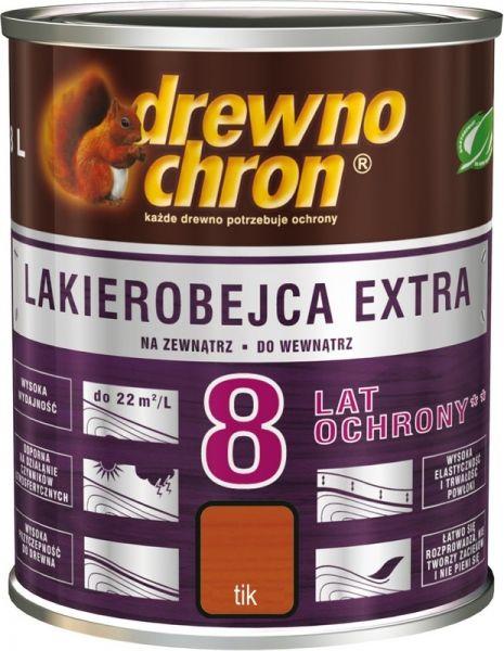 Лакоморилка Drewnochron Extra полуматовая 0,2л