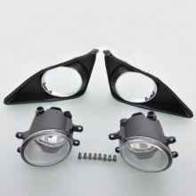 Противотуманные фонари с накладками, к-кт с проводкой на седан 2007-2010